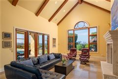 spectacular custom estate in Rancho Pacifica  luxury homes