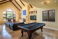 Luxury real estate spectacular custom estate in Rancho Pacifica