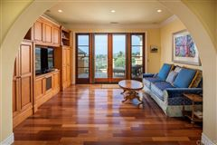 Luxury homes in spectacular custom estate in Rancho Pacifica