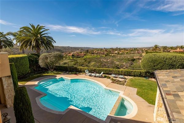Luxury homes spectacular custom estate in Rancho Pacifica