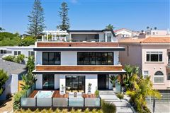 Meticulously designed contemporary duplex in Crown Point luxury real estate