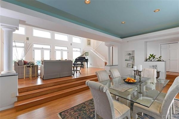 Luxury real estate spacious home with panoramic views