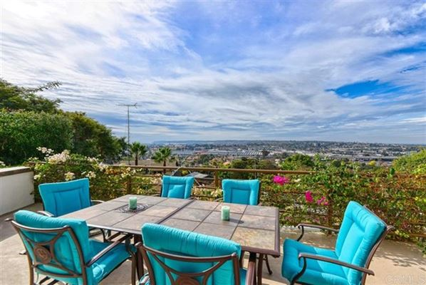 spacious home with panoramic views luxury homes