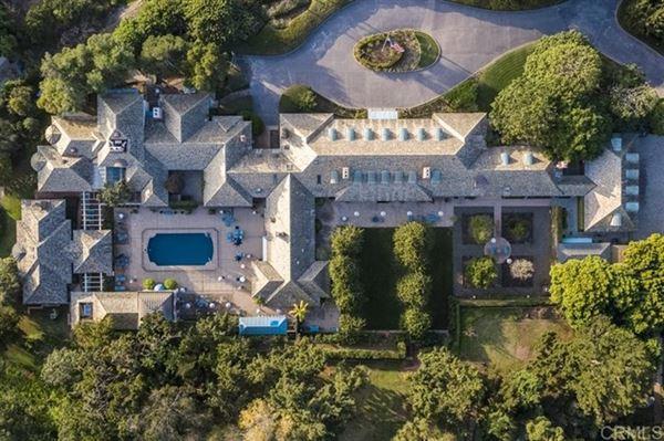 renowned residence on 32 prime acres luxury properties