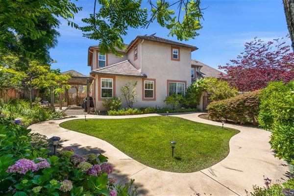 Luxury real estate in the heart of the Encinitas Ranch golf community