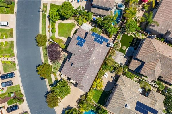in the heart of the Encinitas Ranch golf community luxury real estate