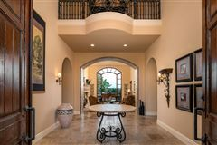Mansions in elegant estate in coveted Rancho Pacifica