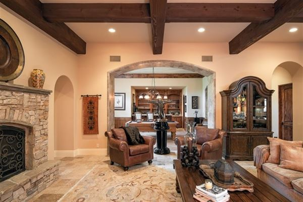 Luxury real estate elegant estate in coveted Rancho Pacifica