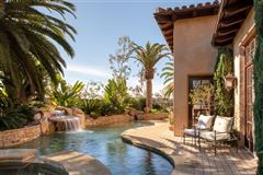 elegant estate in coveted Rancho Pacifica luxury real estate