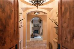 elegant estate in coveted Rancho Pacifica mansions
