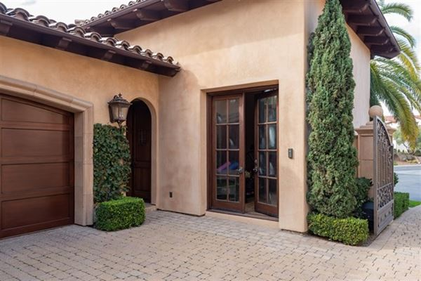 Luxury properties elegant estate in coveted Rancho Pacifica