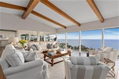 immaculate home with panoramic ocean views in la jolla mansions