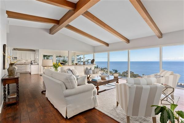 immaculate home with panoramic ocean views in la jolla luxury homes