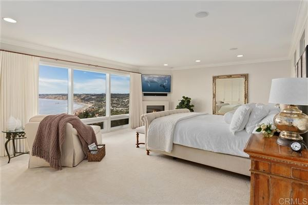 Luxury real estate immaculate home with panoramic ocean views in la jolla