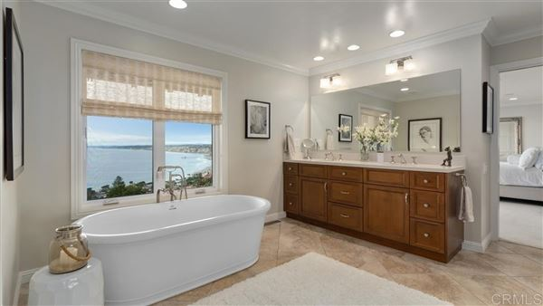 Luxury properties immaculate home with panoramic ocean views in la jolla