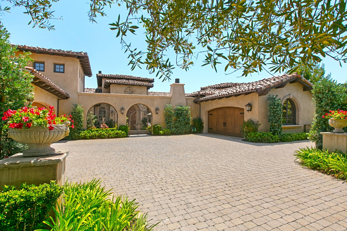 Marvelous A Private And Pristine Neighborhood. US $4,750,000 In San Diego ...