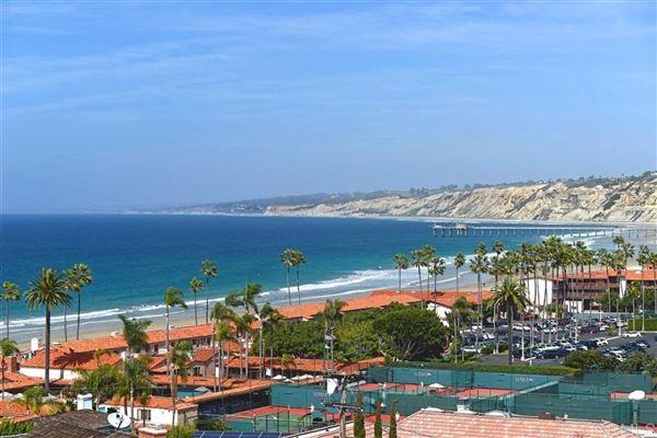 Luxury real estate exquisite La Jolla Shores Organic Modern home