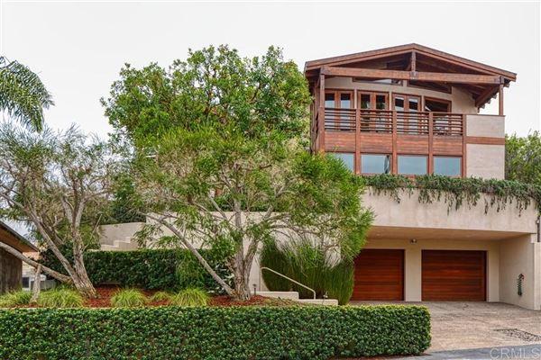 Mansions exquisite La Jolla Shores Organic Modern home