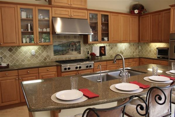 Luxury homes executive home in Rancho Carrillo