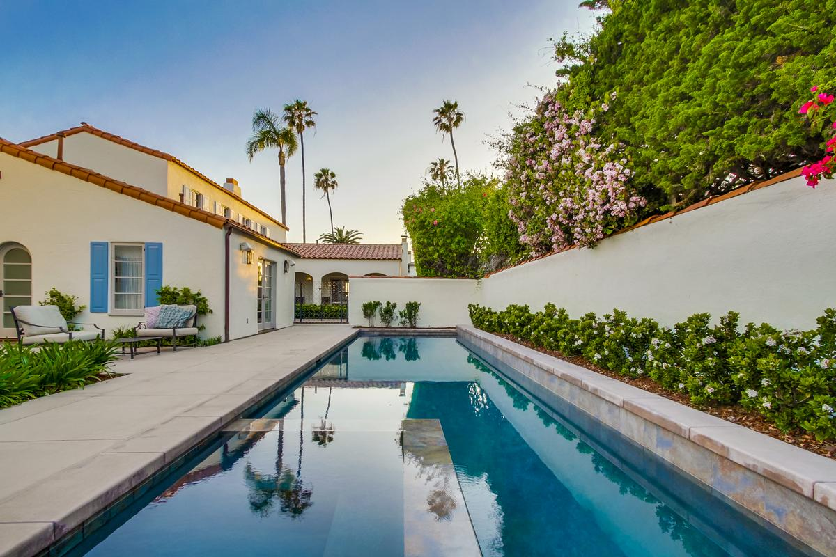 Luxury real estate Stunning Spanish Colonial