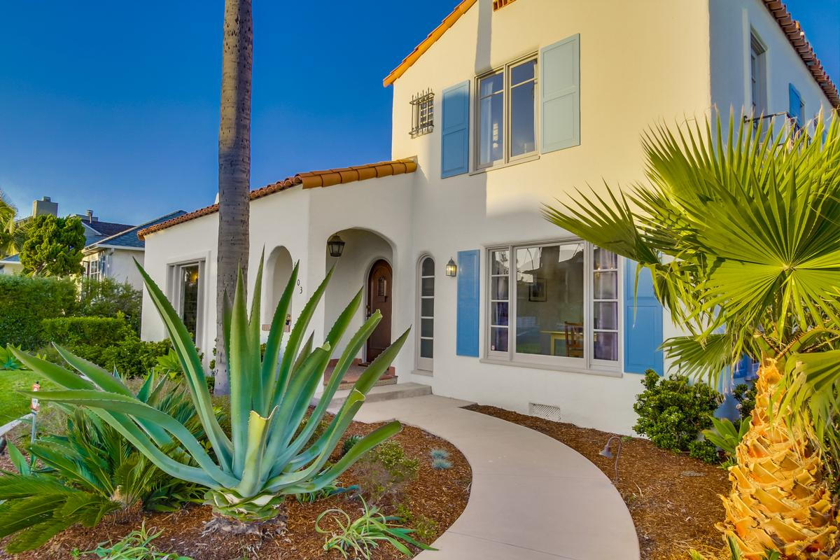 Stunning Spanish Colonial luxury real estate