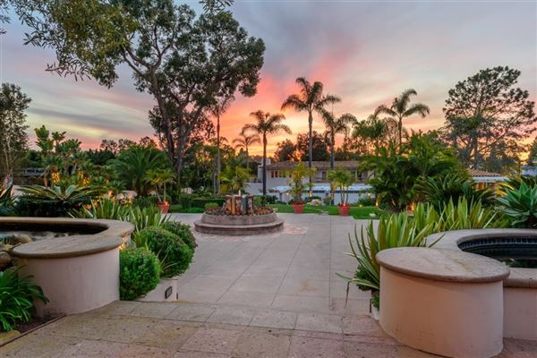 Luxury real estate rare in-town gated compound