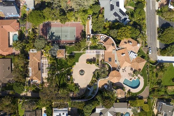 rare in-town gated compound luxury real estate