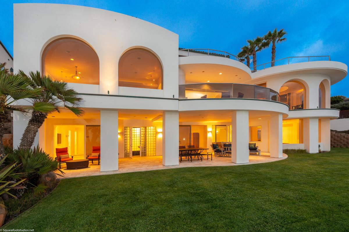oceanfront La Jolla home luxury homes
