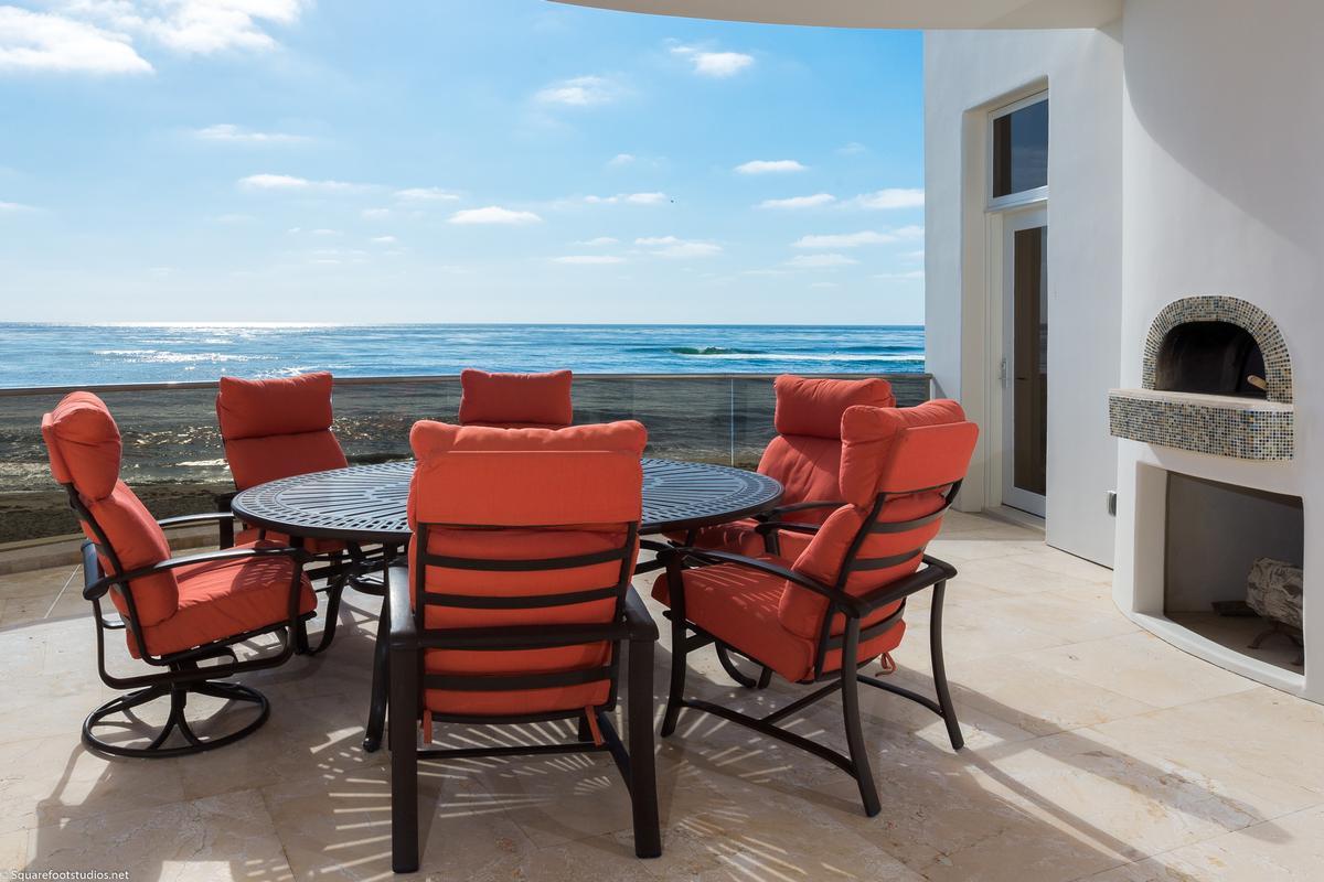 Luxury homes oceanfront La Jolla home