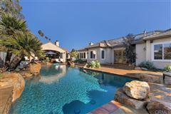 Luxury real estate private single-level estate in gated stonegate