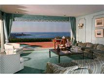 Mansions in enjoy 180 degree sit down ocean cove views