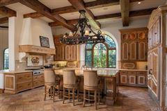 Luxury properties private oasis in prime Rancho Santa Fe Covenant location