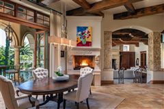 Mansions private oasis in prime Rancho Santa Fe Covenant location