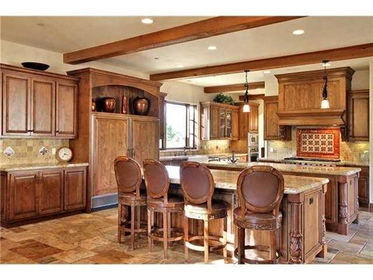 Luxury real estate magnificent custom hacienda