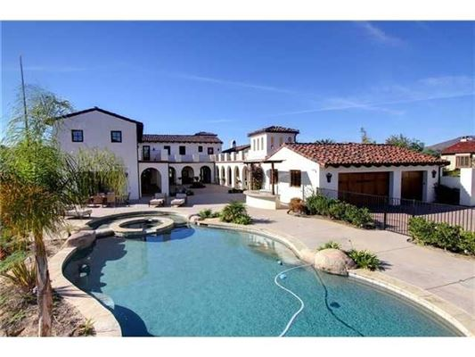 Luxury properties magnificent custom hacienda