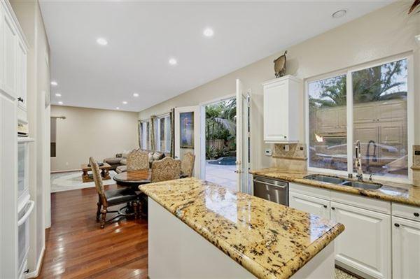 Luxury real estate Great open floor plan