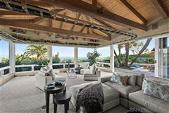 Exceedingly Private Estate with views luxury homes