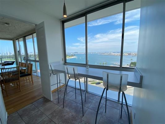 10th floor unit for rent in El Mirador luxury homes