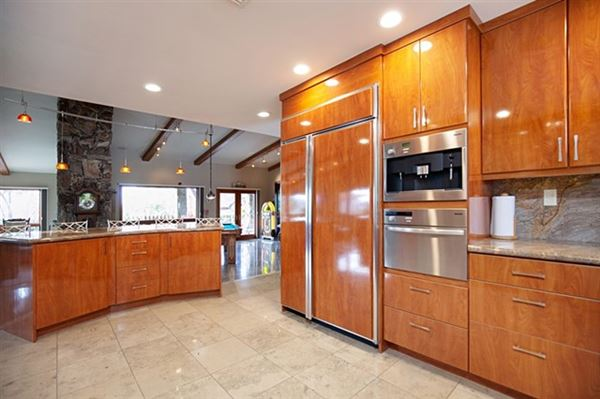 Picture perfect single level home with incredible outdoor entertaining area luxury real estate