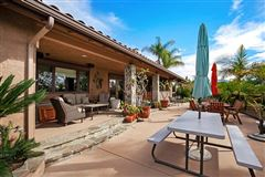 Luxury homes in Picture perfect single level home with incredible outdoor entertaining area