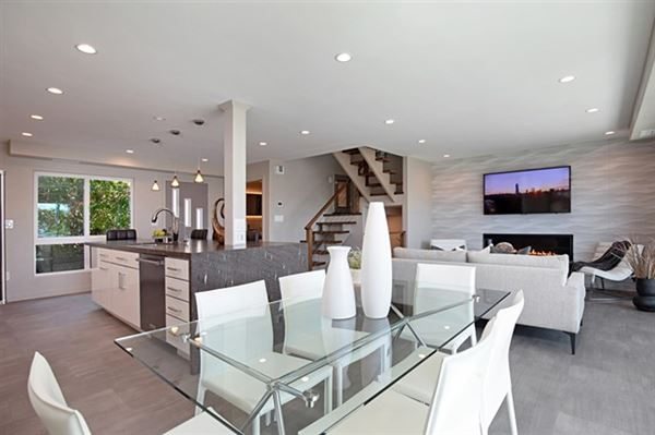 Luxury real estate Exceptional home with exquisite finishes