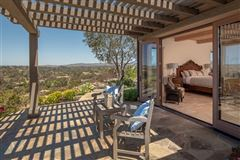 Luxury properties Commanding 270-degree views from every room