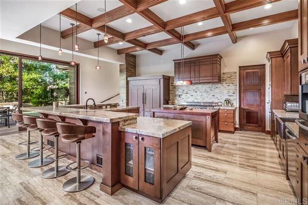 Luxury real estate masterfully designed and finished single-story compound