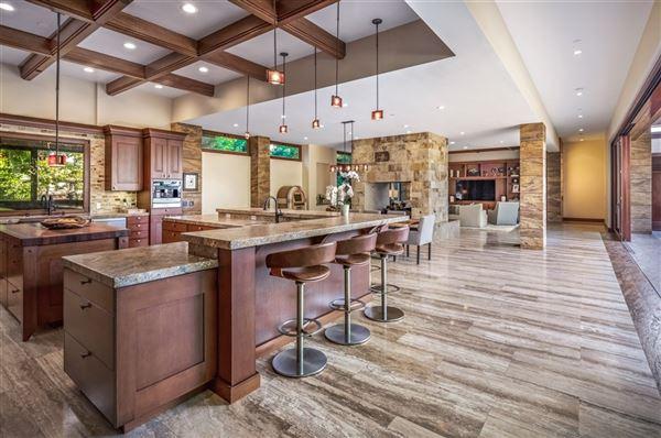 masterfully designed and finished single-story compound luxury real estate