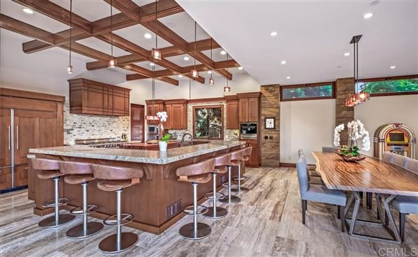 Luxury properties masterfully designed and finished single-story compound