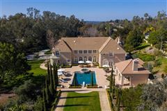 Luxury homes showcase French Chateau in Fairbanks Ranch