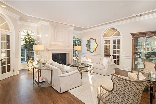 showcase French Chateau in Fairbanks Ranch luxury homes