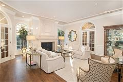 showcase French Chateau in Fairbanks Ranch luxury properties