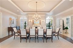 Mansions showcase French Chateau in Fairbanks Ranch