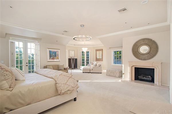 showcase French Chateau in Fairbanks Ranch luxury real estate